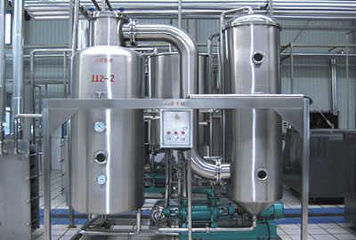 Condensed Milk Processing Line
