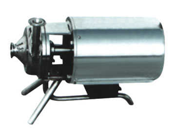 high efficiency sanitary pump