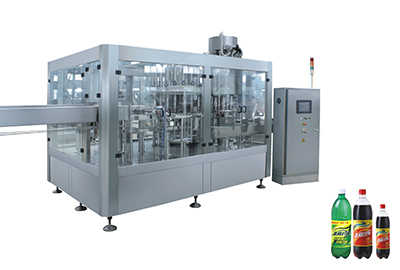 Isobaric Filling Machine 3-In-1 Unit