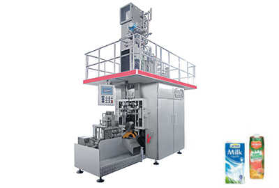 JB-2000-1000 Aseptic Brick Carton Filling Machine for 500-1000ml