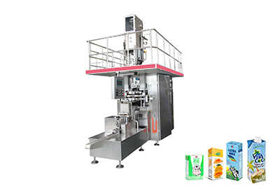 JB-3000 Aseptic Brick Carton Aseptic Filling Machine for 100 - 330ml