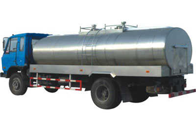 Liquid Food Carry Vehicles Tank