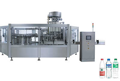 Normal Presure Filling Machine 3-In-1 Unit