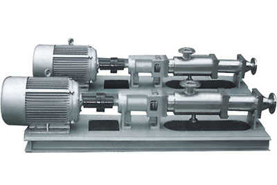 screw-type slurry pump
