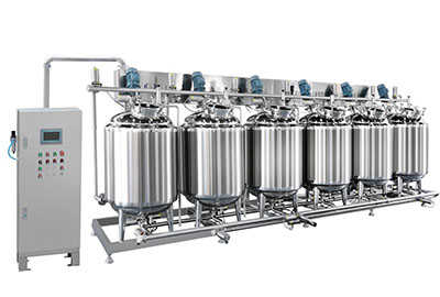 Soymilk Processing Line