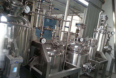 Tea Drinks Processing Line