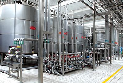UHT Milk Processing Line